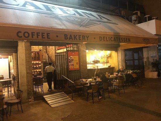 cafeina restaurant